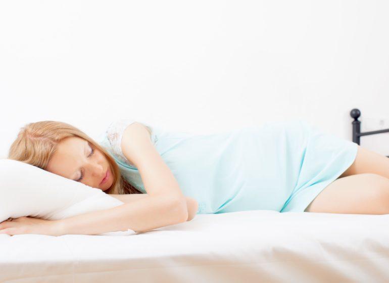 Ciąża i Poród - Poduszka Ortopedyczna dla Ciężarnych
